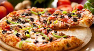 2 простых рецепта как приготовить пиццу