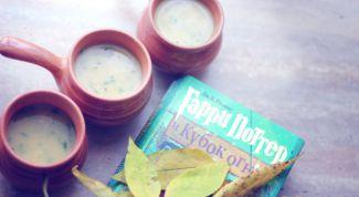 Как приготовить ароматный постный суп из тыквы