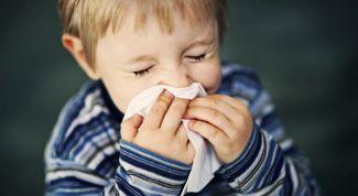 Зеленые сопли у ребенка: причины и лечение