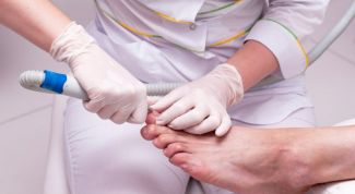Вросший ноготь на большом пальце: что делать