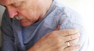 Боль в плечевом суставе: причины, лечение