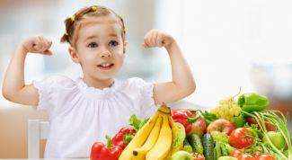 Средства для укрепления иммунитета у детей против простуды, гриппа, ОРВИ