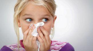 Кровотечение из носа: прчины у детей и взрослых, первая помощь