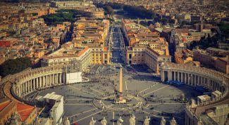 Какие достопримечательности посмотреть в Риме: площади