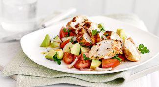 """Как приготовить салат """"Эдельвейс"""""""