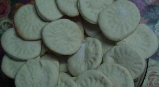 Как испечь печенье на скорую руку
