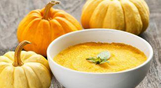 Десерты из тыквы: худеем вкусно