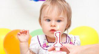 Что должен уметь делать ребенок в год