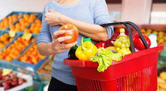Как правильно покупать продукты питания, чтобы экономить