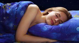 Как научиться быстро и крепко засыпать