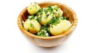 Как быстро и просто сварить картошку в мультиварке