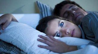 Почему люди просыпаются по ночам