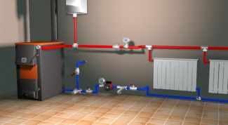Двухтрубная система отопления частного дома: схемы устройства и обзор преимуществ
