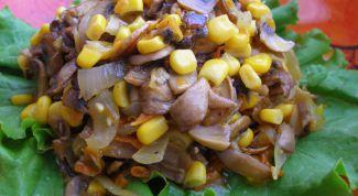 Как приготовить салат с грибами: 2 простых рецепта