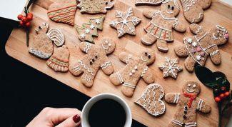 Как испечь пряное рождественское печенье