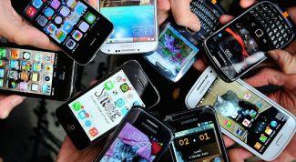 Как найти потерянный сотовый телефон