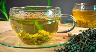 особенности чая