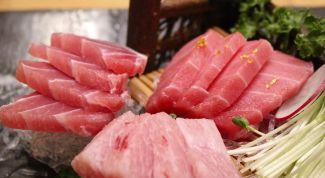 Чем полезен тунец и как его готовить