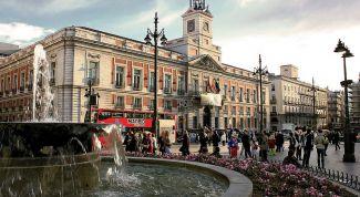 Какие площади посмотреть в Мадриде