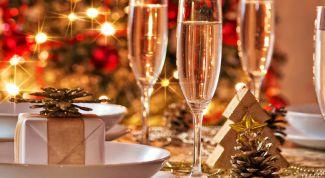 Как отметить Новый год на 1500 рублей