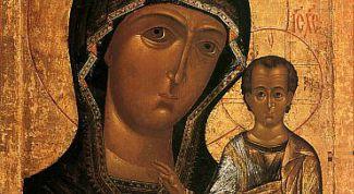 Казанская икона Божьей Матери: значение и история