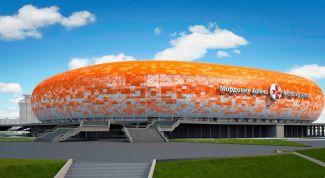 Какие матчи ЧМ – 2018 по футболу пройдут в Саранске