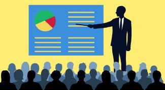 Как правильно построить визуальную презентацию