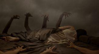 Почему снятся кошмары по ночам