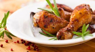 Как приготовить куриные ножки: интересный рецепт