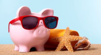 Как накопить деньги на отпуск