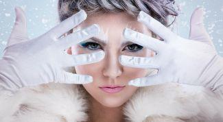 Как ухаживать за кожей лица в морозы