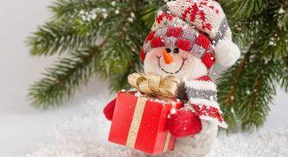 7 идей новогодних подарков