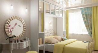 Как обустроить интерьер спальни в хрущевке
