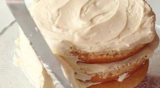 Что делать, чтобы сметанный крем для тортов получился густым