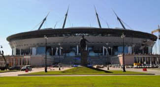Какие матчи ЧМ-2018 по футболу пройдут в Санкт-Петербурге