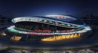 Какие матчи ЧМ-2018 по футболу пройдут в Казани