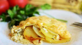 Как вкусно приготовить картошку по-французски