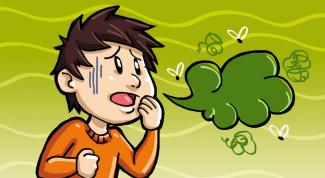 Какие существуют причины неприятного запаха изо рта