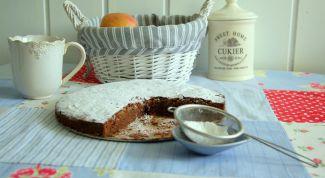 Как сделать вкусный шоколадный манник с изюмом
