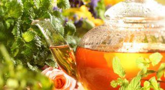 Какие травяные чаи и сборы отбивают аппетит