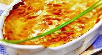 Как приготовить картофельный гратен с нежной сырной корочкой