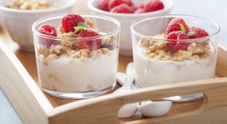Как быстро приготовить творожный десерт