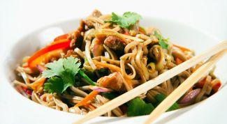 Несколько простых и быстрых вариантов ужина из китайской кухни