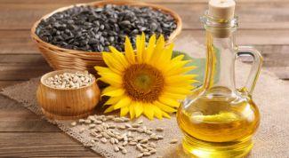 Польза разных видов растительных масел