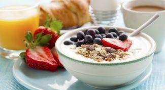 Почему завтракать необходимо