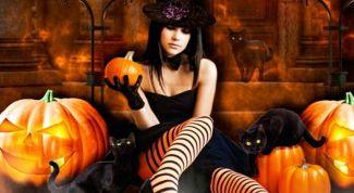 Оригинальные образы на Хэллоуин для девушек