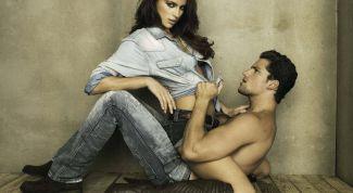 Как получить удовольствие в постели: лучшие позы для страстного секса