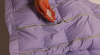 Как сшить утяжеленное одеяло