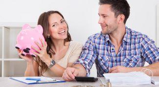 Как экономить деньги в семье
