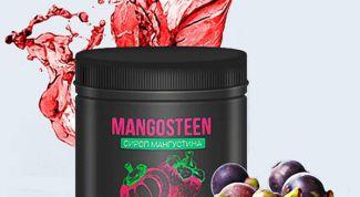 Сироп мангустин для похудения: отзывы, цена, где купить